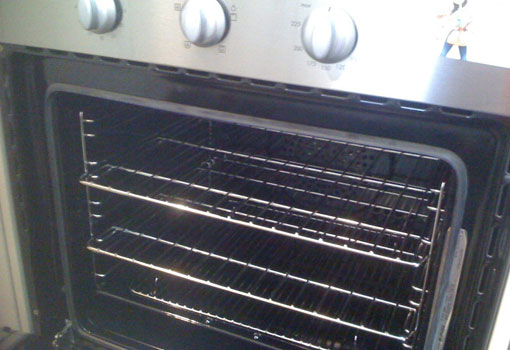 clean-oven